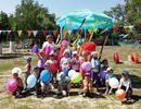 В детском саду «День лета»